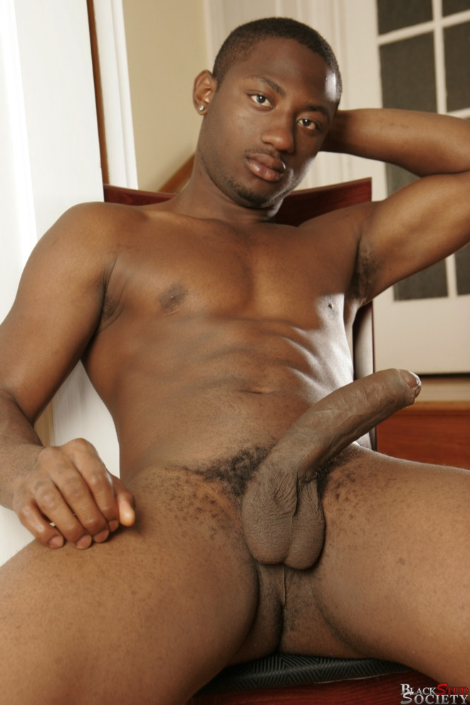 Dick men long naked african