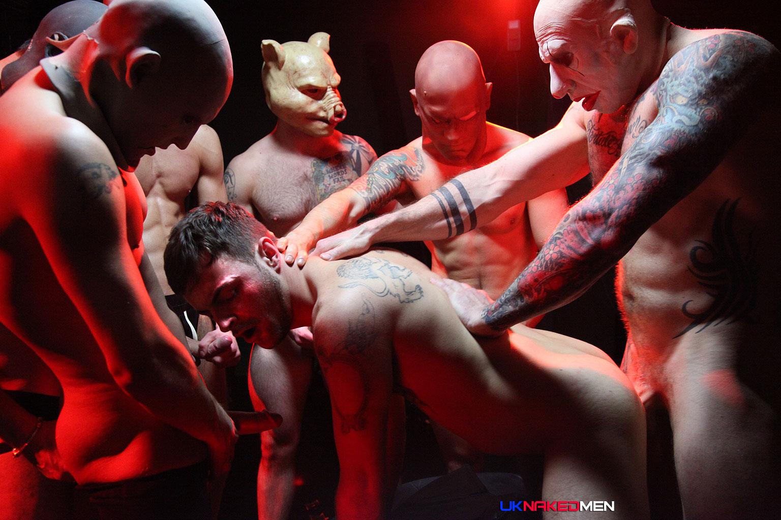 Nackt Syron  Fight Club